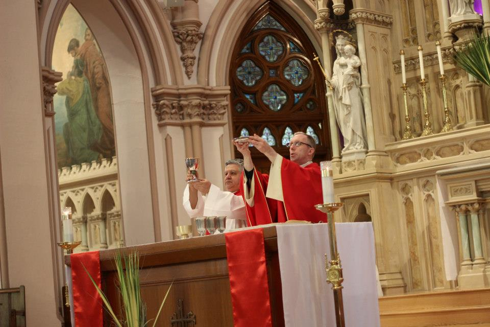 The Collaborative of St  James and St  John the Baptist: Mass Schedule